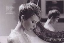 Snip, snip! / Inspirations for pixie cuts