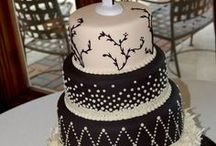 Our Crafty Wedding Cakes