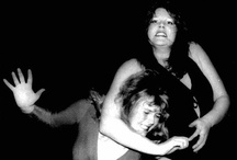 Lady Wrestlers / by Jack Hargreaves