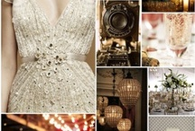 Vintage Glam Wedding Ideas at the Twelve Oaks / We are trying to put together a styled shoot with a vintage glam vibe. Here are some of the ideas. Enjoy!
