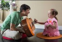 Art, Music and Dance Therapies