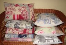 My Work / Quilts and Pillows
