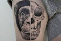 tattoos / by Alimova Inna