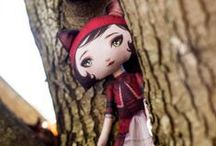 DIY Darlings / My range of DIY doll patterns, including old versions and works in progress.
