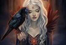 Mythology art / Mythology art collection