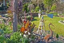 Our Garden. / Our garden in Lobethal South Australia.