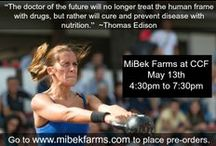 Beef and CrossFit / Visit us online to order Local, Pasture-Raised, Dry-Aged Beef at www.mibekfarms.com