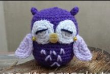 # Owls*Eulen*Gufi / by Simone