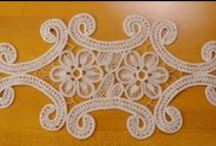 # Romanian ✩ point ✩ lace*
