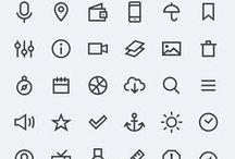 아이콘 디자인 / Icon design