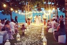 Ceremony Decor / by Putnam Griffin Wedding