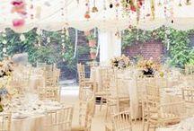 Reception Decor / by Putnam Griffin Wedding