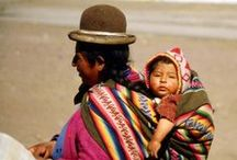Aymara People / used to be divided in polítical regions (or kingdoms) today the Aymara live in Bolivia, Perú, Chile and Argentina.