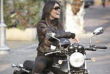 Motorcycle girls / Motorcycle girls