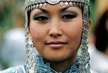Sakha Republic (Yakutia) / North eastern state of Russia made of Yakuts and ethnic russians.