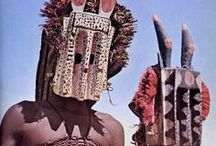 Dogon People / Indigenous people of Mali, dogon languages speaking people.