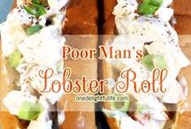 Seafood Recipes / Seafood dishes don't have to break the bank to be homemade. And guess what? They're good for you too!