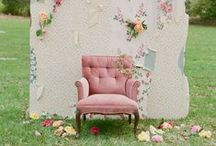 Vintage Wedding / Lace + Romance + Vintage