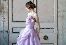 Purple Wedding / From lilac and lavender to the rich tones of plum and purple, this colour is all about elegance