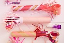 Gift Wrapping + DIY Craft + Party Projects / Clever ideas we would like to create one day...
