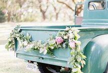 Aqua Wedding / A perfect colour...