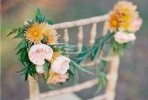 Orange Wedding / Make a beautiful statement in orange...