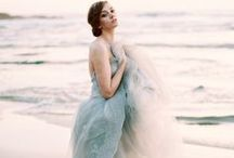 Beach Wedding / Soft colour palettes, charming nautical accessories and lots of romance...