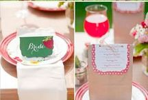 Bridal Shower / Fun, gossip, friendship and a good excuse to eat all those goodies