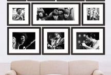 Photo Decor / How to decorate your home with  photographic art. Ideas to inspire you!