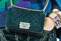 Handbag focus