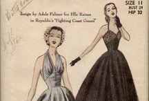 Old School Dressmaking