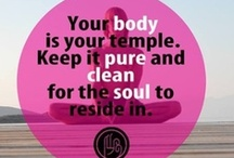 My body is my temple