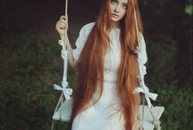 Ginger / Fellow Redheads looking GORGEOUS / by Amy Marschall
