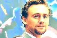 Loki And Anything Tom Hiddleston / by Maria Kiki Bernd