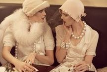 flapper girl wedding