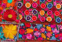 Embroidery / Borduren / Embroider projects
