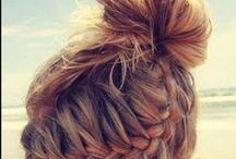 Braided Love / The bohemian hair trend of choice.