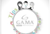 GAMA Hair Tips / GAMA's tips for a perfect hairstyle!