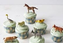 "Party Ideas - Little Kids / ""A party without a cake is just a meeting."" Julia Childs"