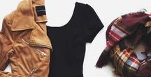 // Women's Fall & Winter Fashion // / From autumn scarf necklaces and the perfect fingerless gloves for winter, finding which fashion trends fit your style leads to cultivating your perfect cool weather wardrobe.
