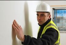 Dry Wall Contractor Insurance / In our years of service to dry wall contractors we have crafted insurance programs to address a wide array of risk sizes, types and special coverage needs. In addition to coverages for large business, coverages are available for both the self employed and smaller business.