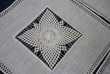 Hardanger embroidery / hardanger nakışı örnekleri