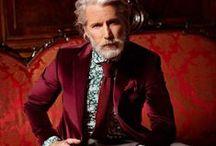 MENSWEAR / Male fashion : high street, street and designer