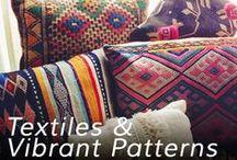 Textiles & Vibrant Patterns / Vivid patterns