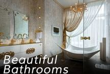 Beautiful Bathrooms / The best decorated bathrooms from around the world