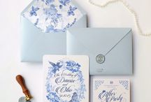 Newest invitation ideas / What's new and up and coming ideas