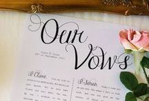 wedding vow inspirations