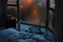 Cozy Places / Only the coziest of places