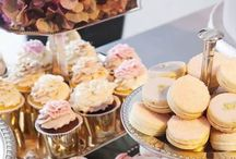 Wedding and Bridal Shower Fare and Treats