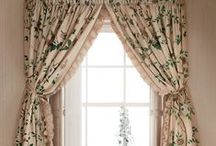 Home - decorating. Window Treatment